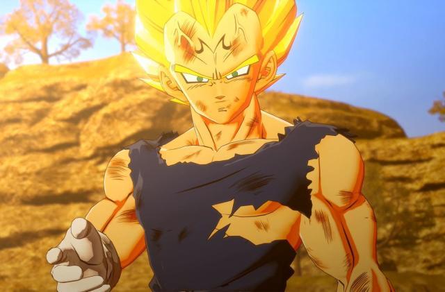 'Dragon Ball Z: Kakarot' arrives on January 17th, 2020