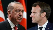 Macron comments provoke Mideast ire, boycotts of French goods
