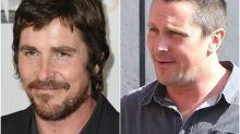 No reconocerás a Christian Bale con su nueva imagen