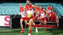 Kennedy injured as Swans fall to Tigers