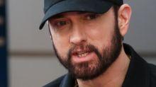 Eminem criticises non-mask wearers on new rap track