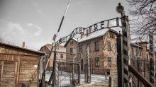 Amazon removes 'disturbing' Auschwitz-themed Christmas decorations
