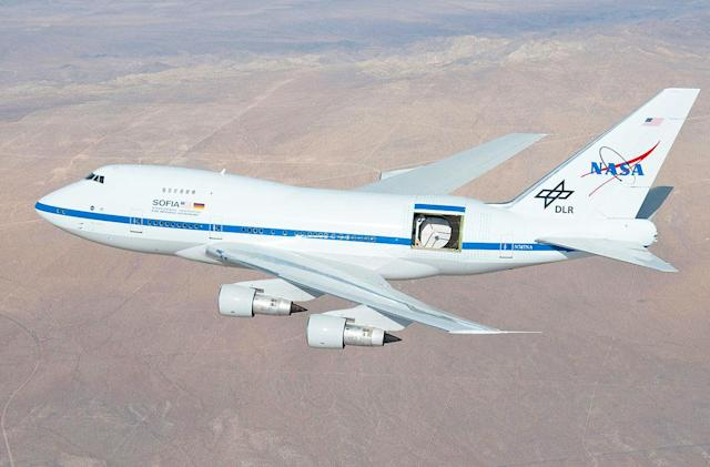 NASA and Germany extend the life of their flying observatory