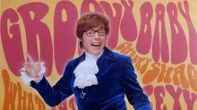 Mike Myers still fancies Austin Powers 4