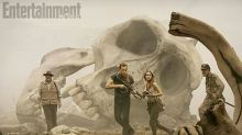 Tom Hiddleston, Brie Larson & A Very Big Skull In First Kong: Skull Island Image