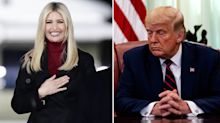 Why Ivanka Trump is 'feuding with her dad'
