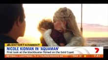 First look at Nicole Kidman in 'Aquaman' trailer
