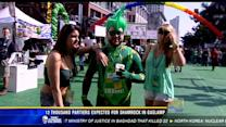 Thousands expected at Shamrock in the Gaslamp