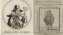 La transgresora y delincuente mujer, adelantada a su tiempo, que vivió en la Inglaterra de inicios del siglo XVII