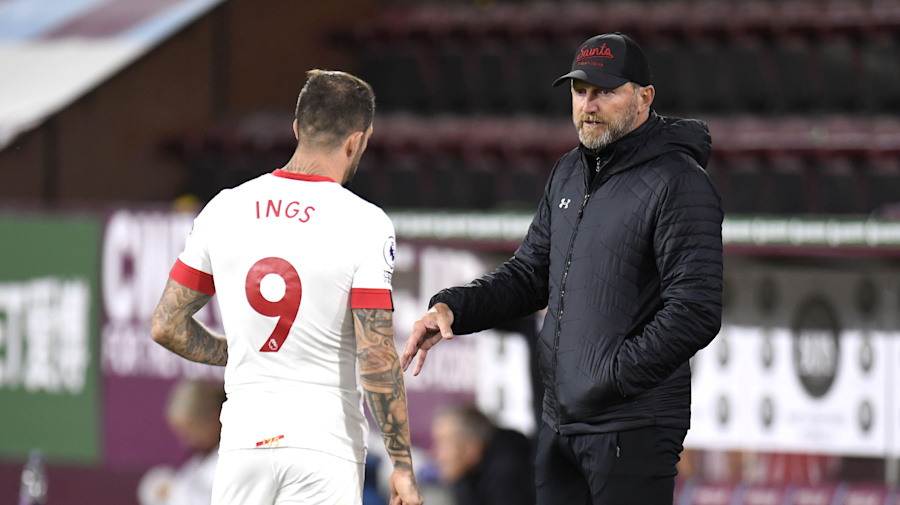 Ralph Hasenhuttl urges Danny Ings to forget England and focus on Southampton