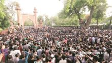 AMU: Kashmiri students to hold hunger strike, boycott Sir Syed Day event over lockdown in Valley