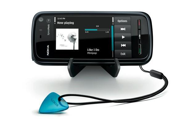 Nokia's 5800 XpressMusic goes on sale somewhere in the world