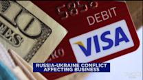 How Russian sanctions affect Visa