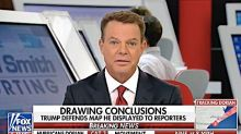 Fox News' Shepard Smith Rips Trump's Hurricane Dorian Blunder As 'Fake News Defined'