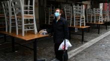 Greece to shut most bars, restaurants in country for month from Tuesday
