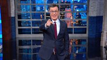 Colbert Nails The Exact Moment Fox News Accidentally Called Trump A Racist