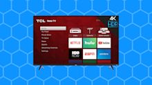 Amazon just knocked $101 off TCL's 'best bang for your buck' 43-inch 4K TV