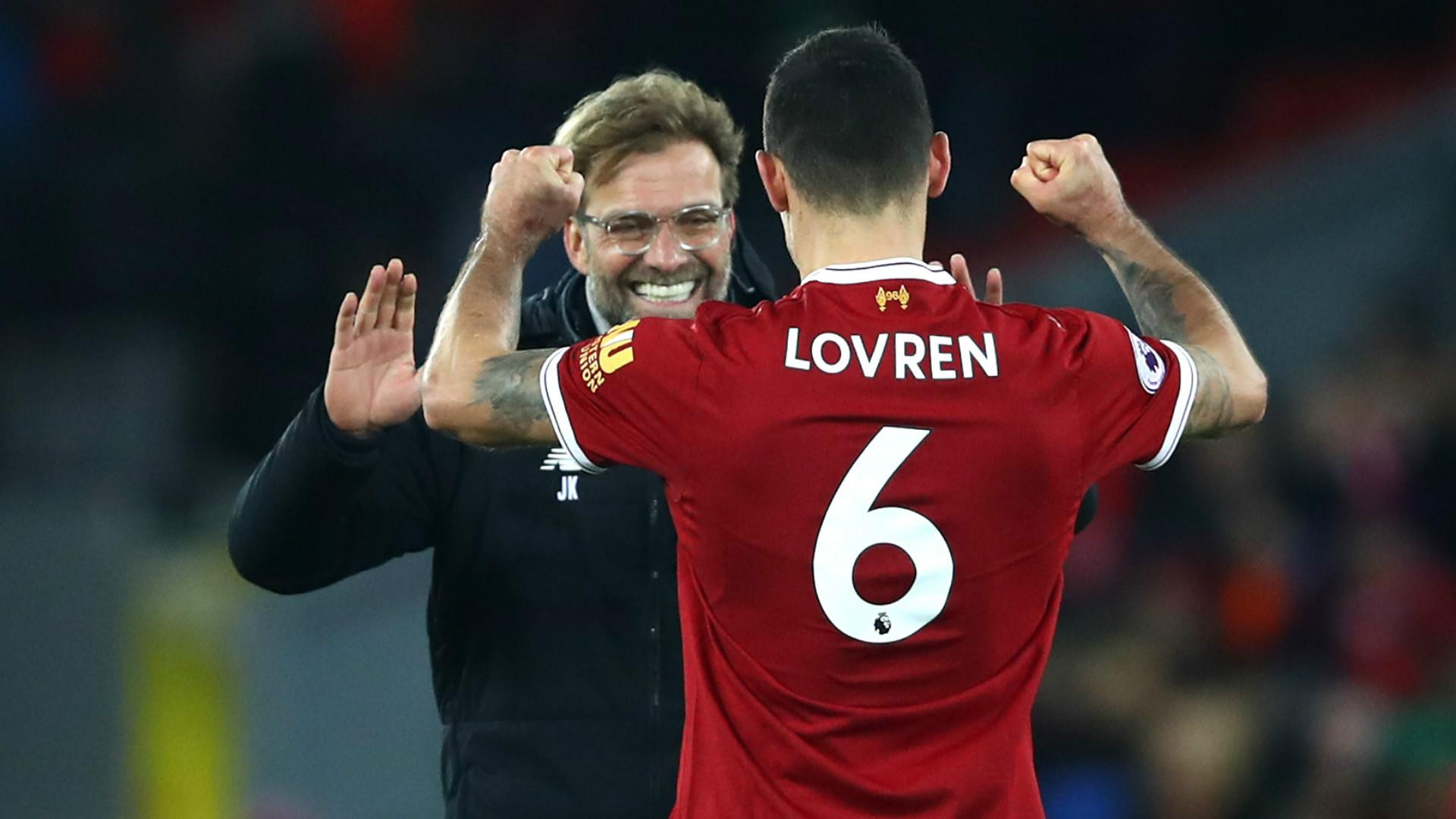 Lovren Hits Out At Critics As Klopp Backs Defender To