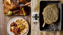 Tom Kerridge's slow-cooked meat feasts for a crowd