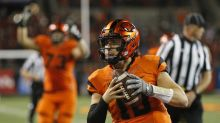 Oregon State's backup quarterbacks are practicing patience
