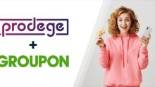 Groupon and Prodege Announce Card-Linked Offers Distribution Partnership