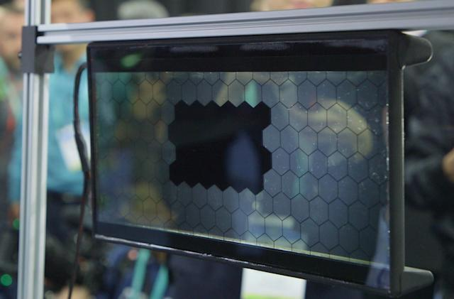 Bosch's Virtual Visor is a smarter way to block out the sun