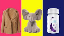 What HuffPost Readers Are Buying This Week: Teddy Coats And CBD Melatonin