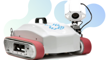 Inspection robots are climbing the walls to monitor safety conditions in hazardous locations