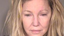 Troubled Heather Locklear arrested again, this time for allegedly assaulting police officer (updated)