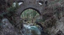 Archeologia: esperti al lavoro per svelare origini misterioso ponte sul fiume Noce