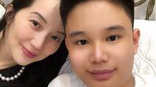 Kris Aquino prefers swimming to basketball for son Bimby