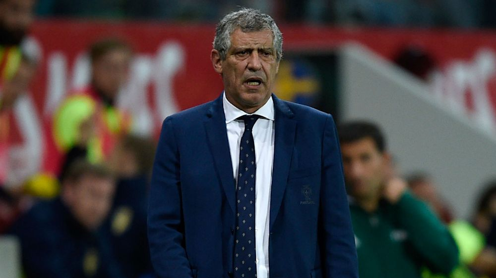 The Confed Cup does not matter - Portugal coach Santos prioritising World Cup qualifier