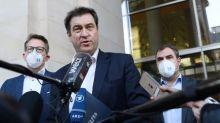 Second CDU premier drops support for Laschet's German chancellery run