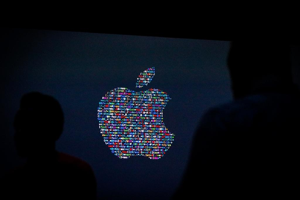 Apple is facing challenges from mounting international competition, having lost a critical share of the Chinese market after critics there found its latest iPhone 7 lacks major innovations (AFP Photo/Gabrielle Lurie)