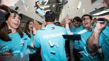 Axalta congratulates Mercedes-AMG Petronas Motorsport on another historic Formula One™ season
