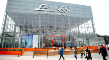 With the Olympics, Alibaba is making a big global push