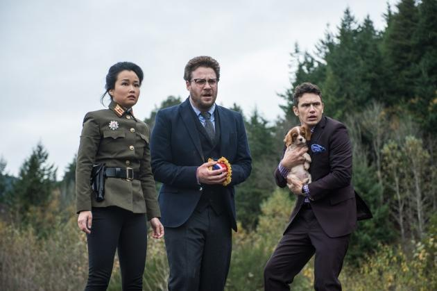 Sony Pictures: 'The Interview' will be in theaters on Christmas Day