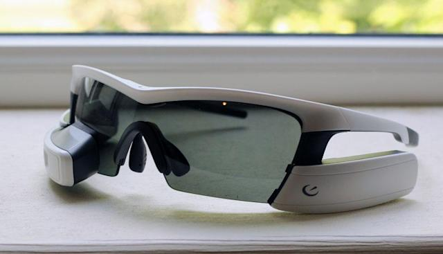 Recon Jet smart glasses get the GoPro controller app they deserve