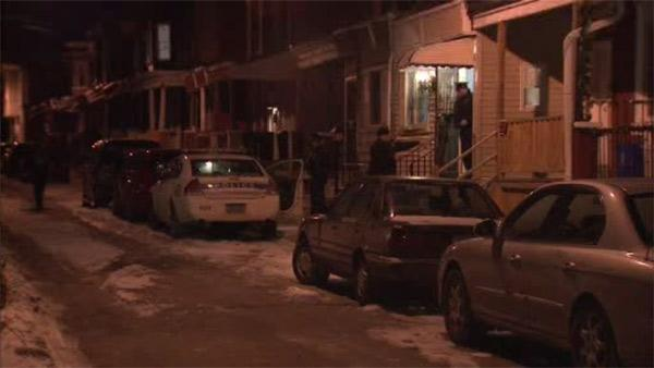Drug suspect shot during struggle with Philadelphia police in Parkside