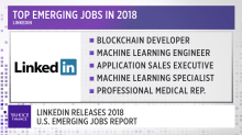 This is the top emerging job of 2018