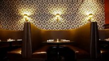 The Coolest Restaurant Wallpaper in the Country