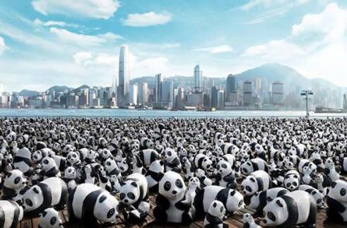 Inhabitat's Week in Green: Flux, smart parking meters and 1,600 paper pandas