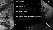 MONSTA X新專輯歌單公開 收錄成員自作曲實力認證