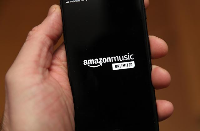 Amazon Music Unlimited subscribers can now watch music videos