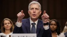 Neil Gorsuch emotional about right-to-die questions in Supreme Court confirmation hearings