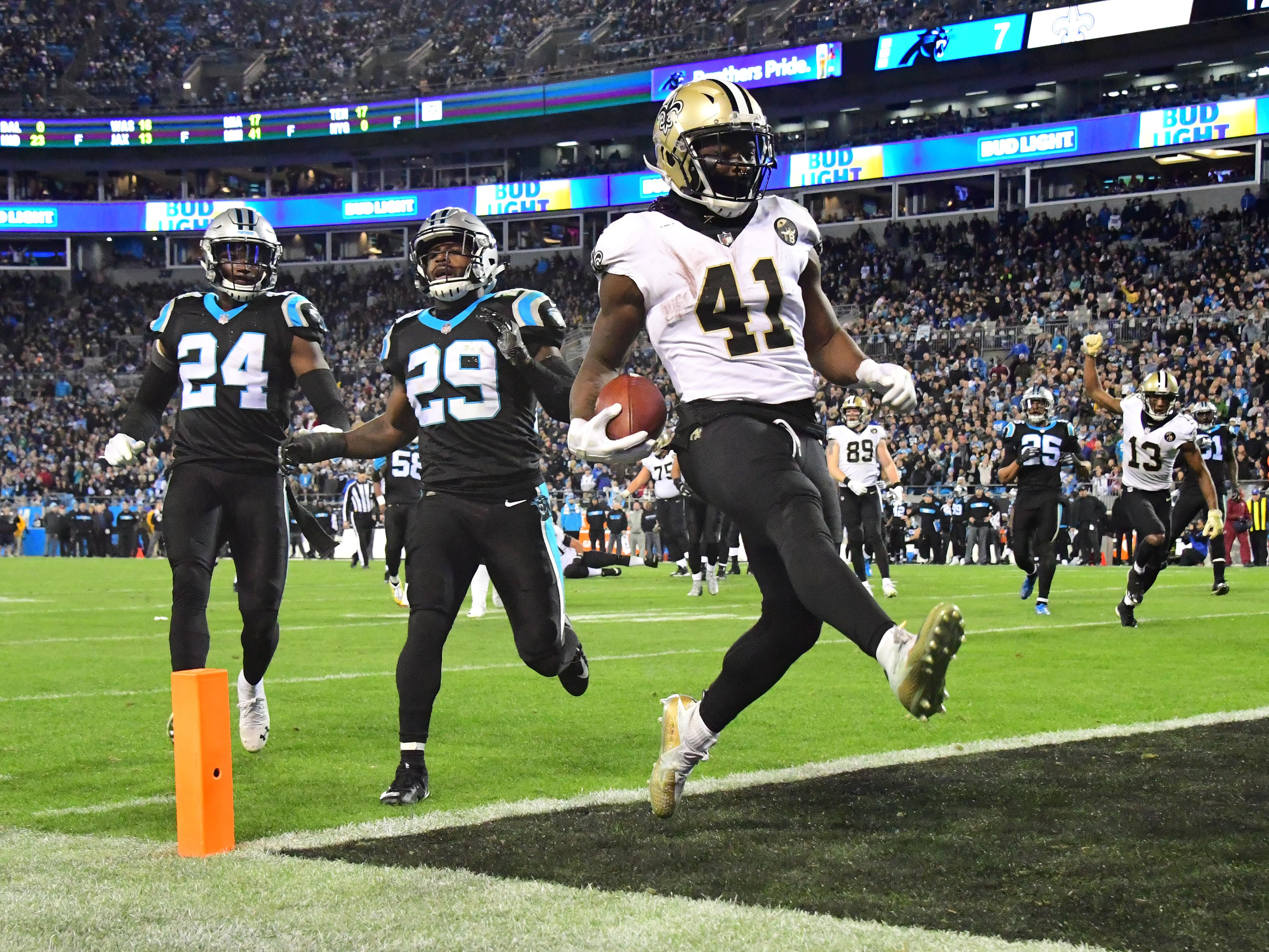 purchase cheap 04a6b 11144 Pro Bowl snubs: Alvin Kamara, Colts standout rookie lead the ...