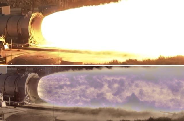 NASA built an HDR camera to film rocket tests