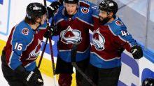 Hockey - NHL - NHL: Pierre-Édouard Bellemare a lancé l'Avalanche