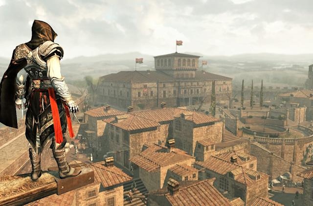 'Assassin's Creed' is becoming an anime series