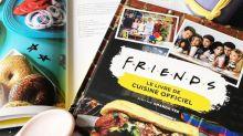 Le livre de cuisine officiel Friends est sorti et c'est exactement ce dont on a besoin pour affronter ce nouveau confinement
